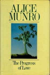 """Colville's """"Elm Tree at Horton Landing"""" appeared on the cover of Alice Munro's """"The Progress of Love"""""""