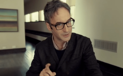 Don McKellar in Sensitive Skin