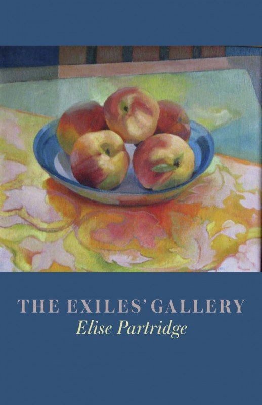 The Exiles' Gallery (Elise Partridge) cover