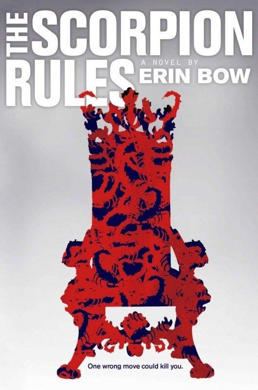 The Scorpion Rules (Erin Bow) cover