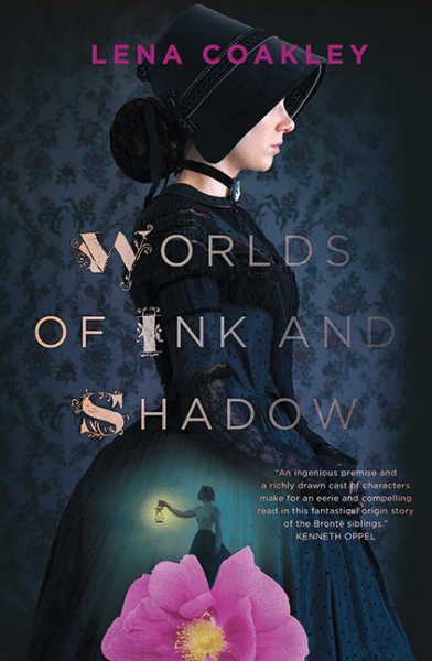 Worlds of Ink and Shadow Lena Coakley
