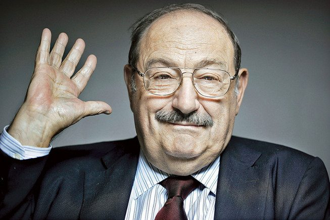 Umberto Eco Straddled The Line Between Philosopher And