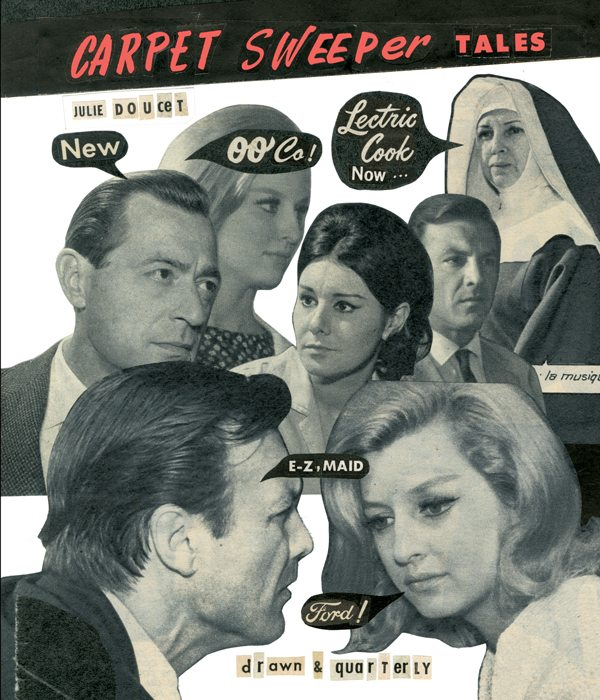 FeatureMay_Julie-Doucet_CarpetSweeper_Cover