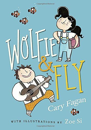 Wolfie & Fly Cary Fagan