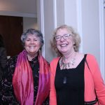 Kids' book creator Norma Charles and literary agent Carolyn Swayze (Monica Miller)