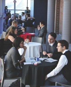 Sales pitches at Toronto's Harbourfront Centre