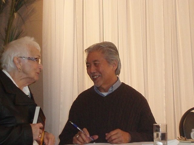 Wayson Choy at A Different Drummer Books, April 21, 2009